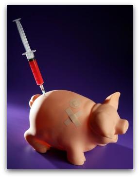 Swine shot