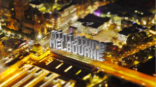 Miniature Melbourne