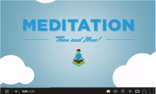 Meditation Then and Now